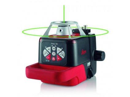 Rotačný laser Roteo 35 G Leica - zelený lúč