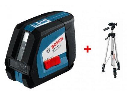 Líniový laser Bosch GLL 2-50 + statív