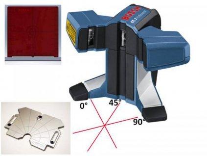 Set Bosch GTL 3 Professional