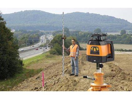 Rotačný laser GeoFennel FL 105H junior