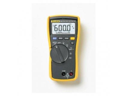 Fluke 114 - Multimeter True RMS pre vyhľadávanie porúch v elektrických sieťach