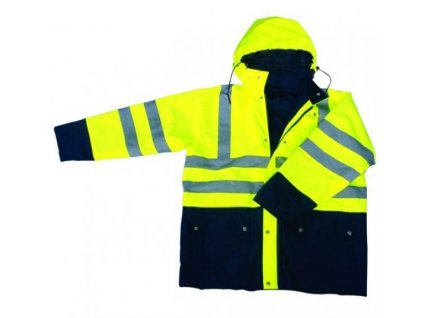 Signálna bunda žltá - M
