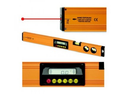 Digitálny sklonomer s laserom S-Digit 60