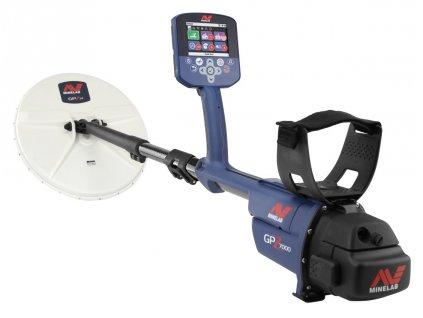 Detektor kovov Minelab GPZ 7000