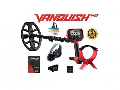 Detektor kovov Minelab Vanquish 440