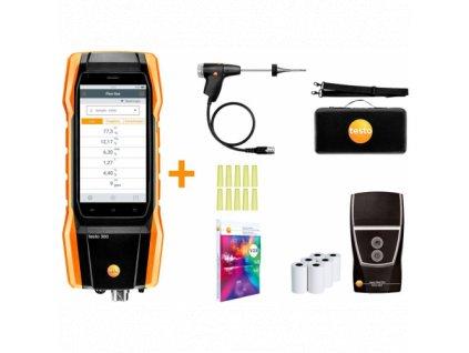 TESTO 300 O2senzor a CO senzor až do 4,000 ppm