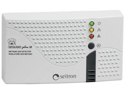 Detektor plynu Seitron Segugio Plus M