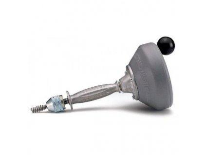 RIDGID Ručná čistička so špirálou so súdkovým vrtákom C-1IC, 3,6 kg, priemer x dĺžka 8 x 7,6
