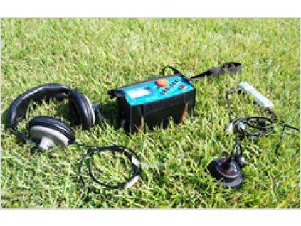 Fuji Tecom HG-10AII detektor únikov vody