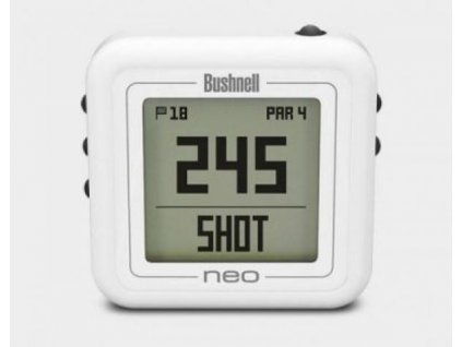 Bushnell NEO Ghost Golf GPS, World map.White