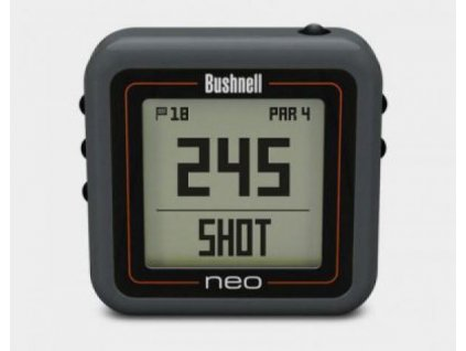 Bushnell NEO Ghost Golf GPS, World map.Charcoal.
