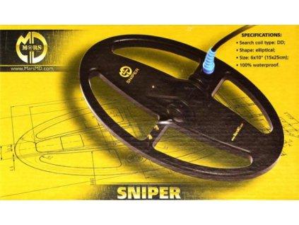 Sonda MARS MD Sniper pre Bounty Hunter ES