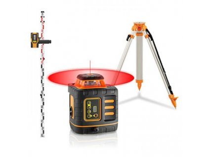 Geo Fennel Rotačný laser FL 210A set