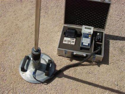 Kalibrácia LDD 100 (mechanická + elektronická časť )