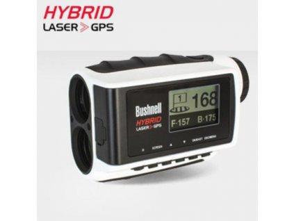 Bushnell HYBRID (LASER>>GPS) - EU - WHITE