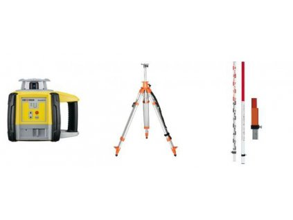 Rotačný laser Geomax ZONE 20 H maxi set