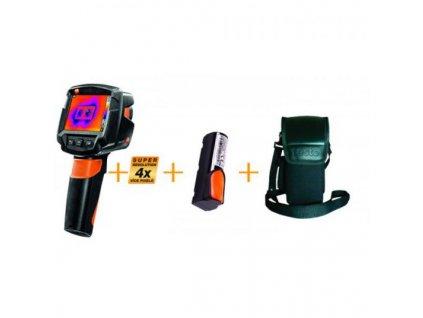 Testo 870-1 termokamera zvýhodnený balíček