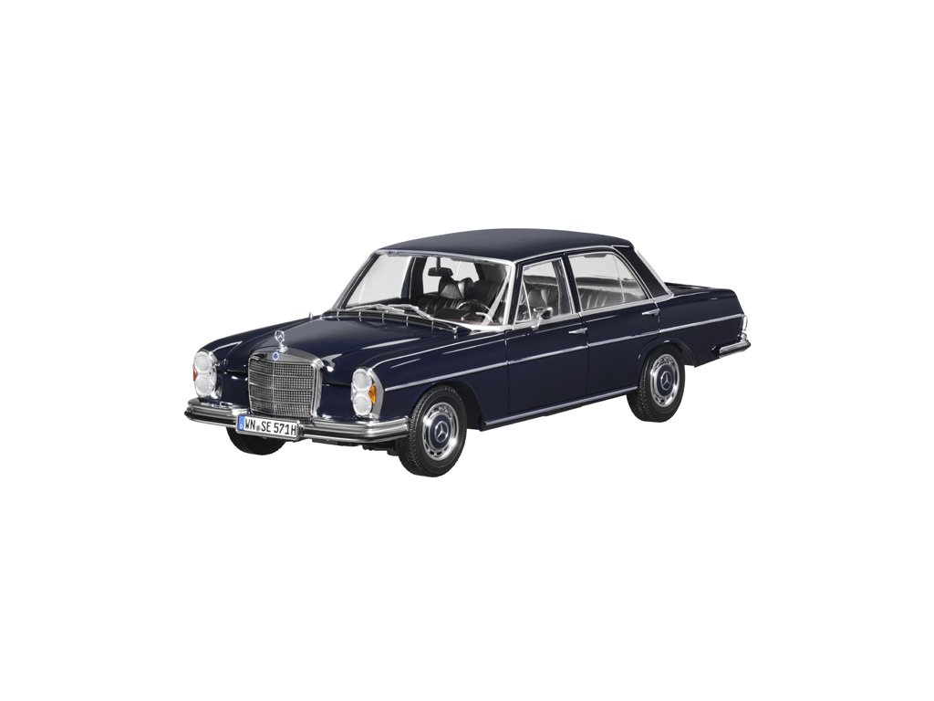 Mercedes benz 280 se w108 blau mercedesstore for Mercedes benz collection