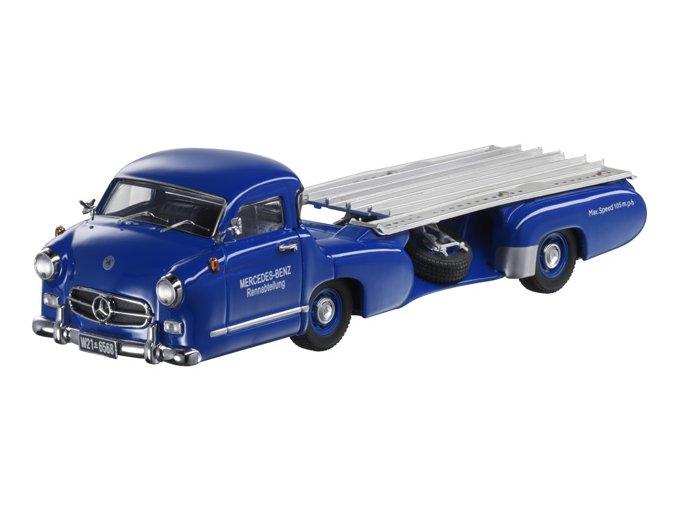 Rennwagen-Schnelltransporter, 1955