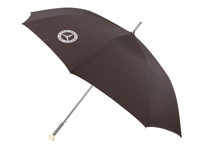 Golfový deštník, 300 SL, hnědý