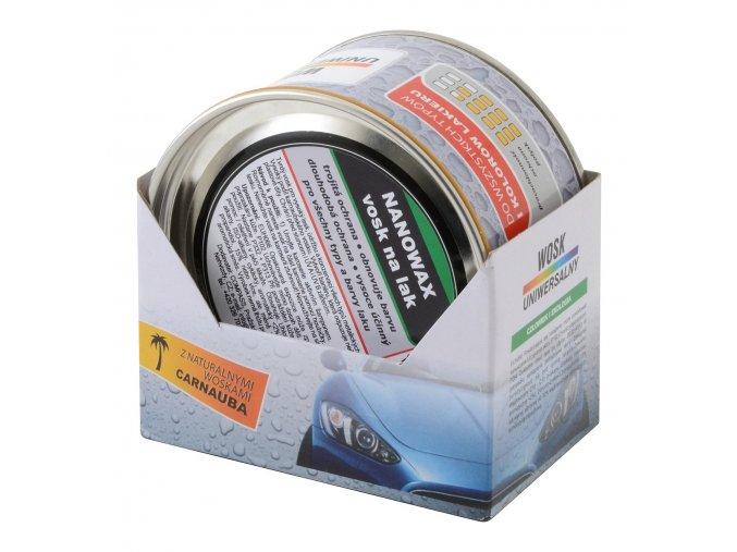 NANOWAX vosk na lak 250gr