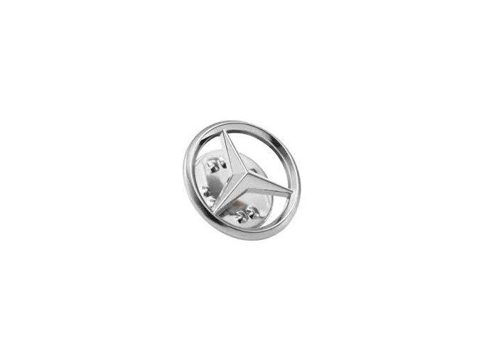 Ozdobný odznak  hvězda