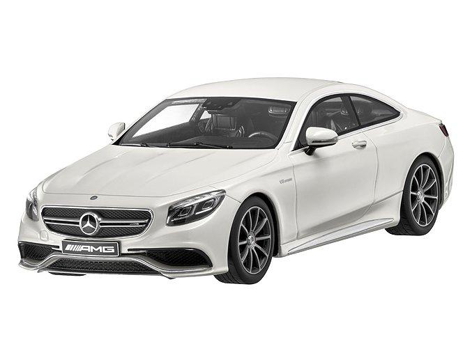 Mercedes-Benz S 63 Coupé