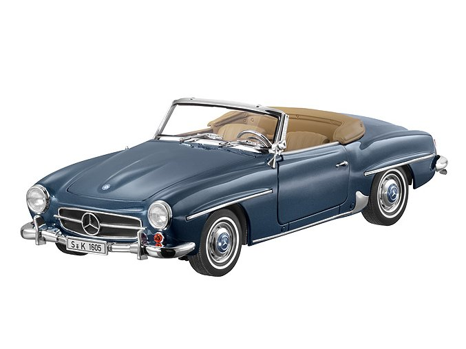 Mercedes-Benz 190 SL, W121, 1955-63