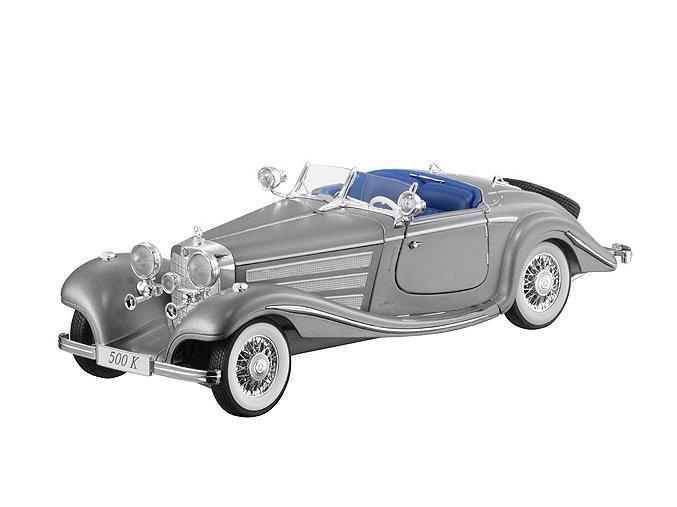 Mercedes-Benz 500 K Roadster, W29, 1934