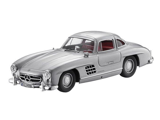 Mercedes-Benz 300 SL, W 198 I, 1954-1957