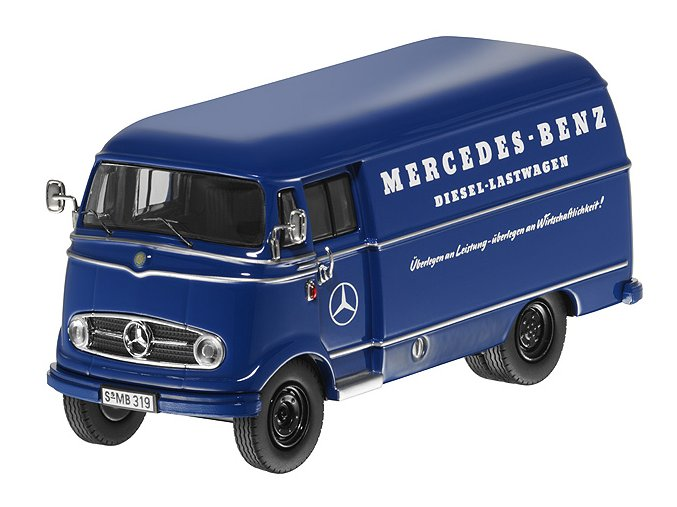 "Mercedes-Benz L319, Transporter, ""Mercedes-Benz Service"", 1956-67"