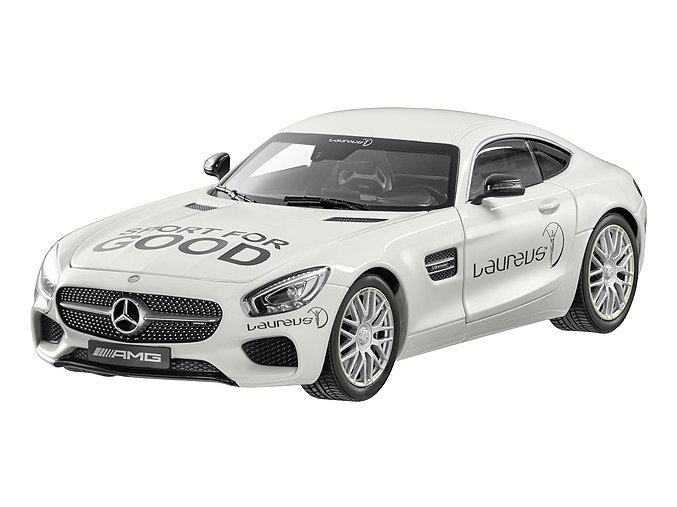 Mercedes-Benz AMG GT S, Laureus