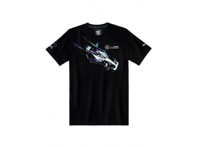 Pánské triko MERCEDES AMG PETRONAS Graphic