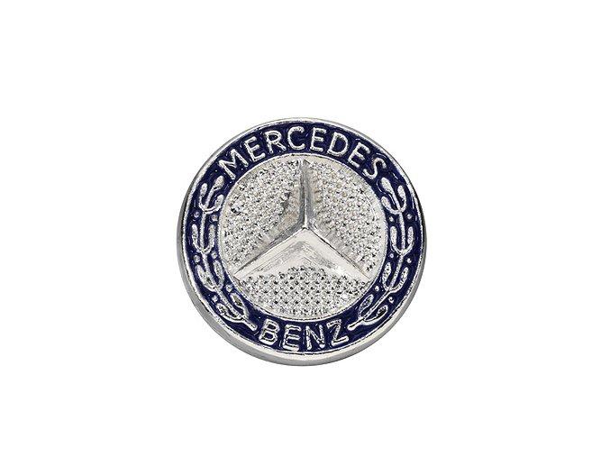Ozdobný odznak s historickým logem