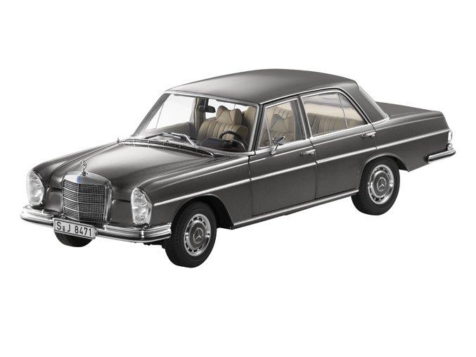 Mercedes-Benz 280 SE, W108  anthrazitgrau