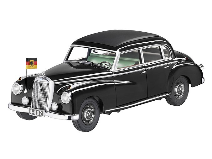 "Mercedes-Benz  300 ""Adenauer""  W 186"