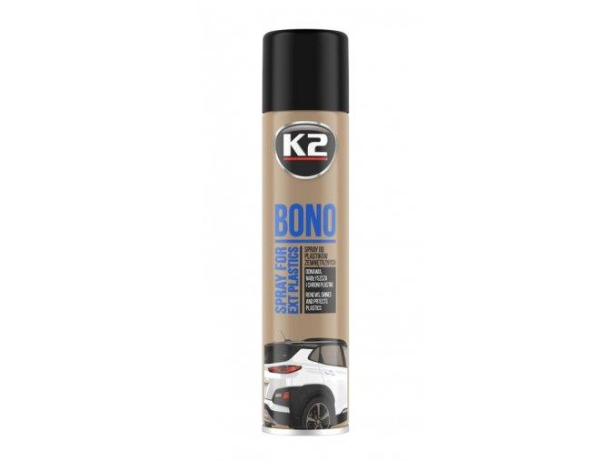 K2 BONO 300 ml - oživovač plastů