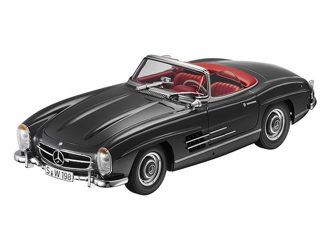 Mercedes-Benz 300 SL ROADSTER W 198 (1957-1963