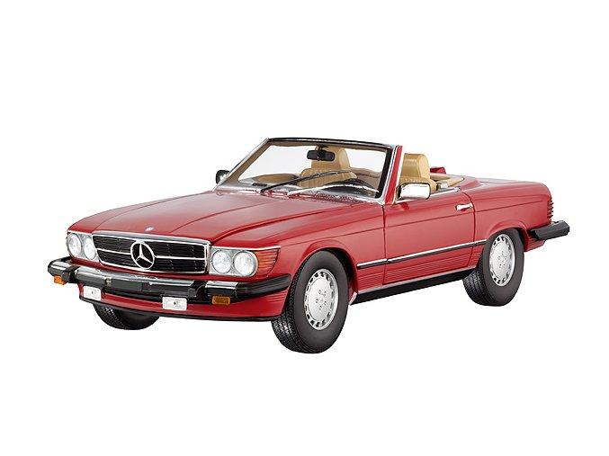 Mercedes-Benz 300 SL, R107 (1985-1989), US