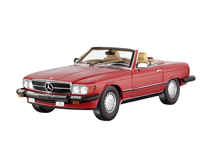 Mercedes-Benz 300 SL, R107 (1985-1989), US