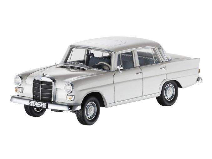 Mercedes-Benz 190/200 D, W 110, 1961-1968