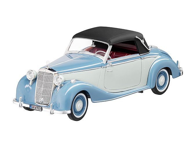 Mercedes-Benz 170 S Cabriolet A, W 136, 1949-1951