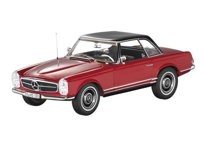 Mercedes-Benz 230 SL, Pagode, W 113, 1963-1967