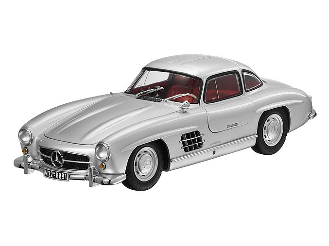"Mercede-Benz 300 SL ""Gullwing"", W 198, 1954-1957"