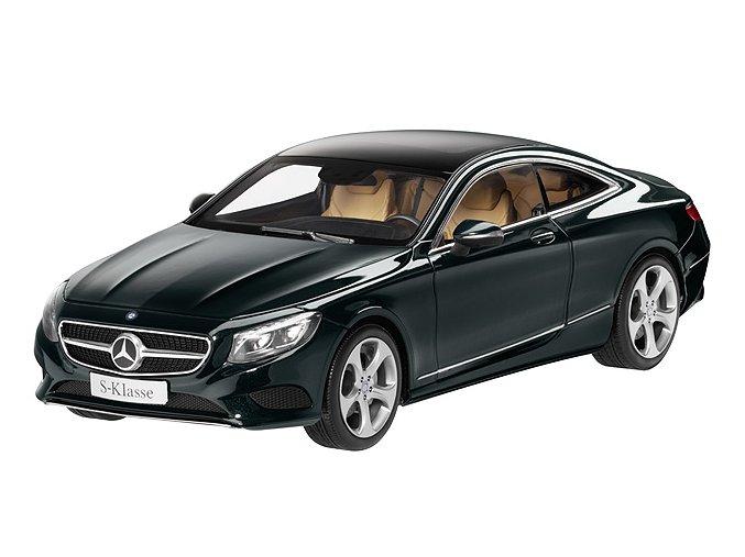 Mercedes-Benz S-Klasse Coupé C217