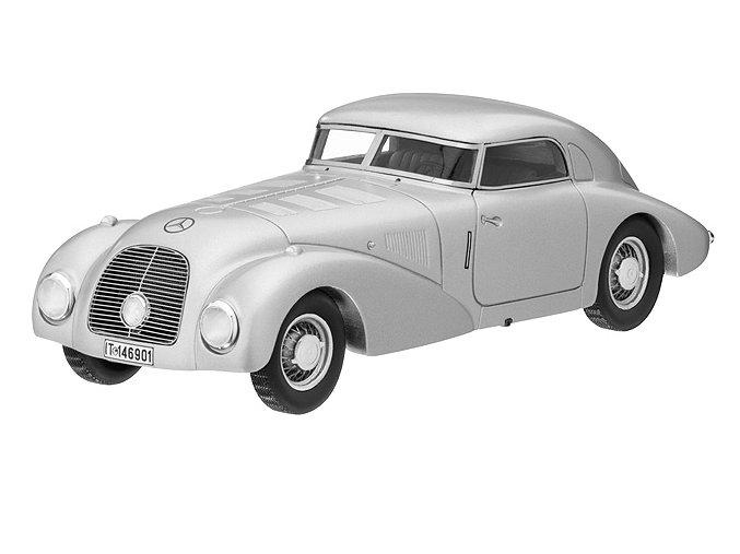 Mercedes-Benz 540 K Stromlinienwagen (W29) 1938