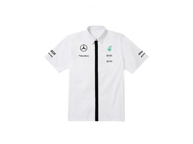 Pánská teamová košile 2015
