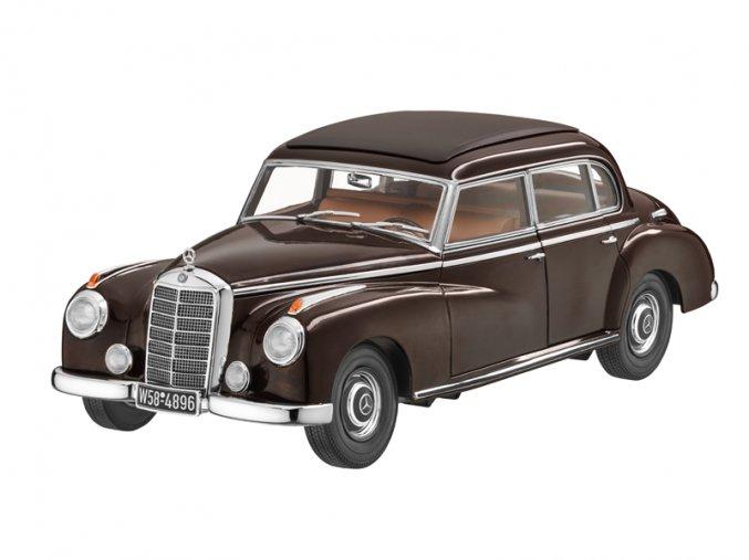 Mercedes-Benz 300, W 186 Adenauer
