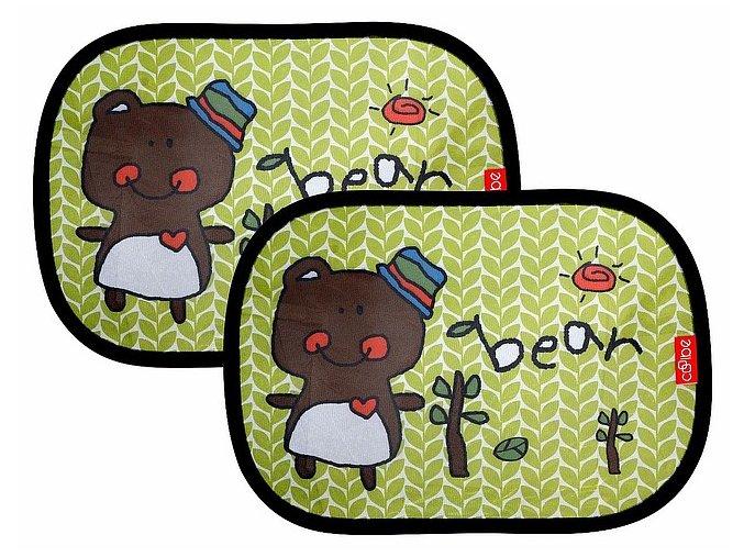 Clona na boční okno elektrostatik 2ks BEAR