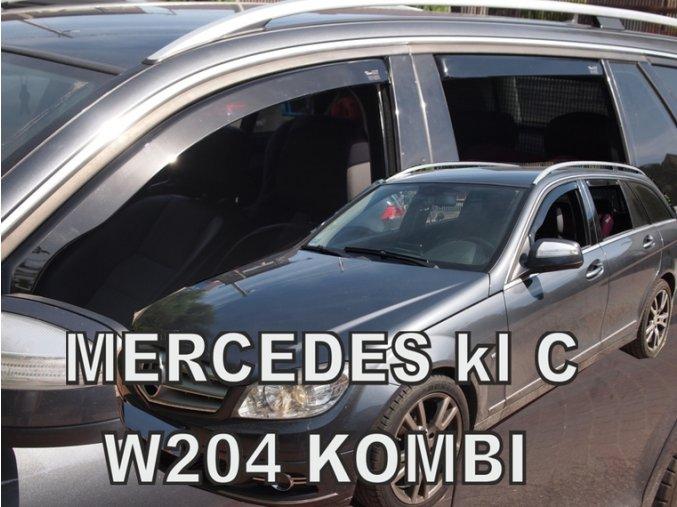 Mercedes C W204 5D 07R (+zadní) combi